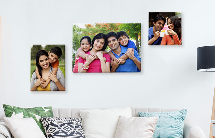 Picsy Personalized Canvas Prints