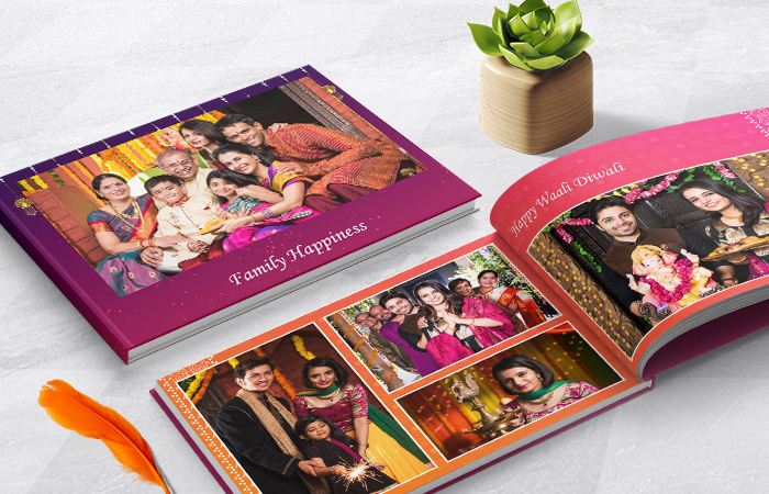 Festival Vibes Photo Books As Diwali Gift