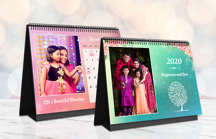 Fab Family Calendars As Diwali Gift