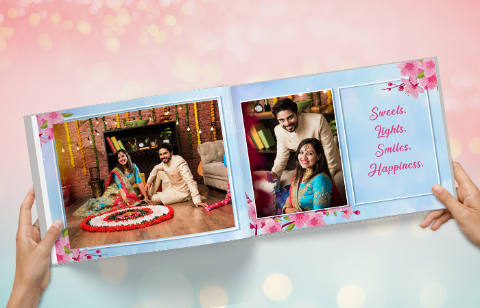 Funtastic Family Photo Books As Diwali Gift