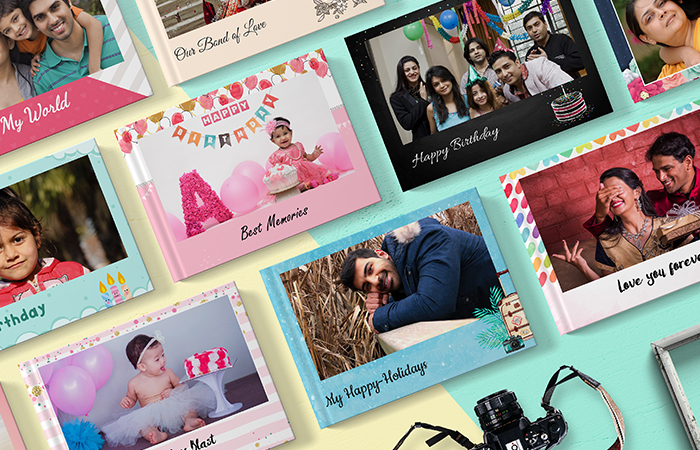 Why should you make Picsy personalized photo books?
