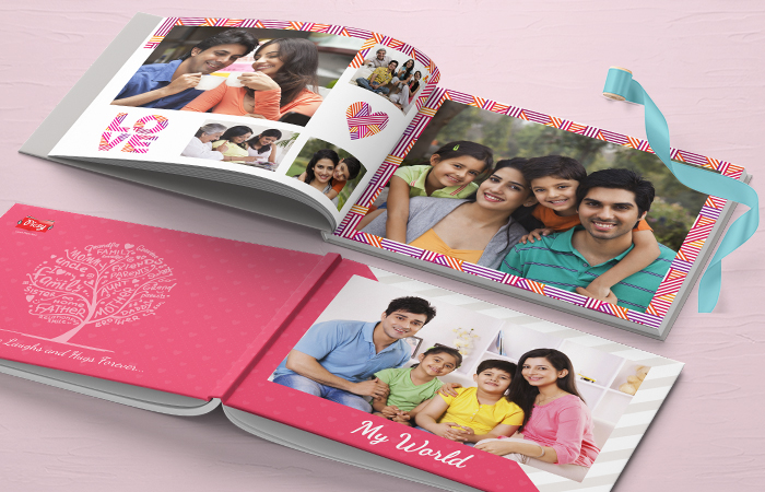 Celebrate family togetherness with Family Photo Books