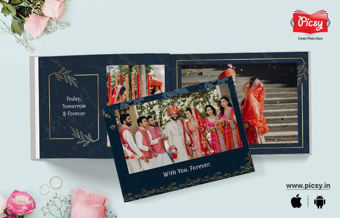 Best Wedding Albums 2021 Unique Wedding Album Design Ideas Picsy