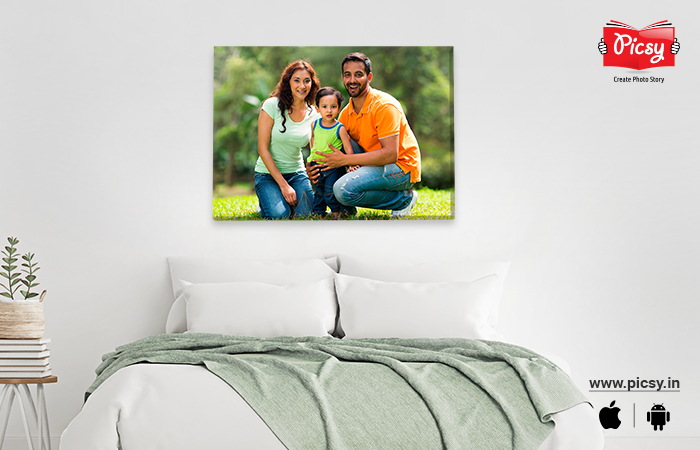 Family Canvas Prints