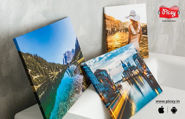 Highly Durable Canvas Prints