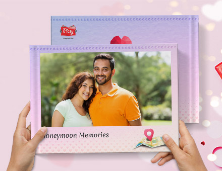 Surprise Your Better Half With A Personalized Love Photo Album