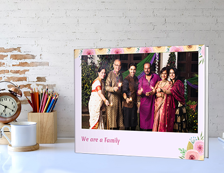 8 Family Photo Album Ideas to Treasure your Beautiful Memories