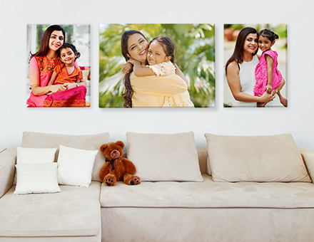Turn Your Family Photos Into Timeless Family Canvas Print