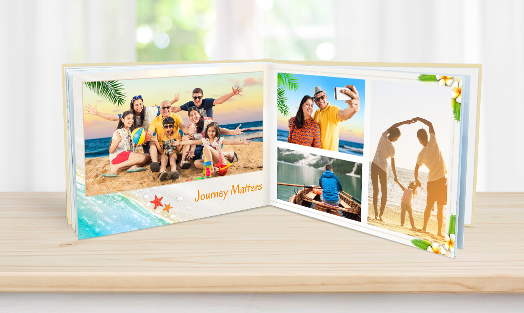 Picsy Printed Photo Books