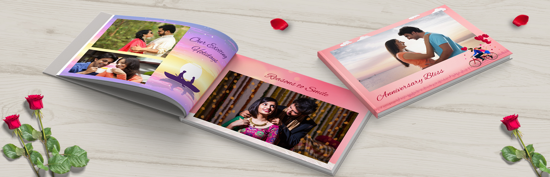 Anniversary Bliss Photo Books Online