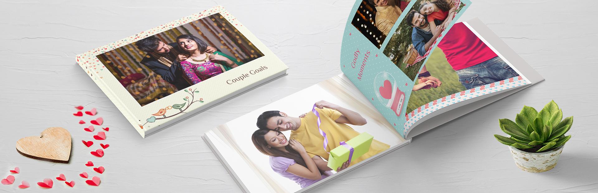 Anniversary Love Custom Photo Books