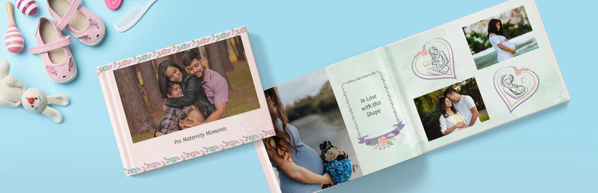 Baby Shower Photo Books
