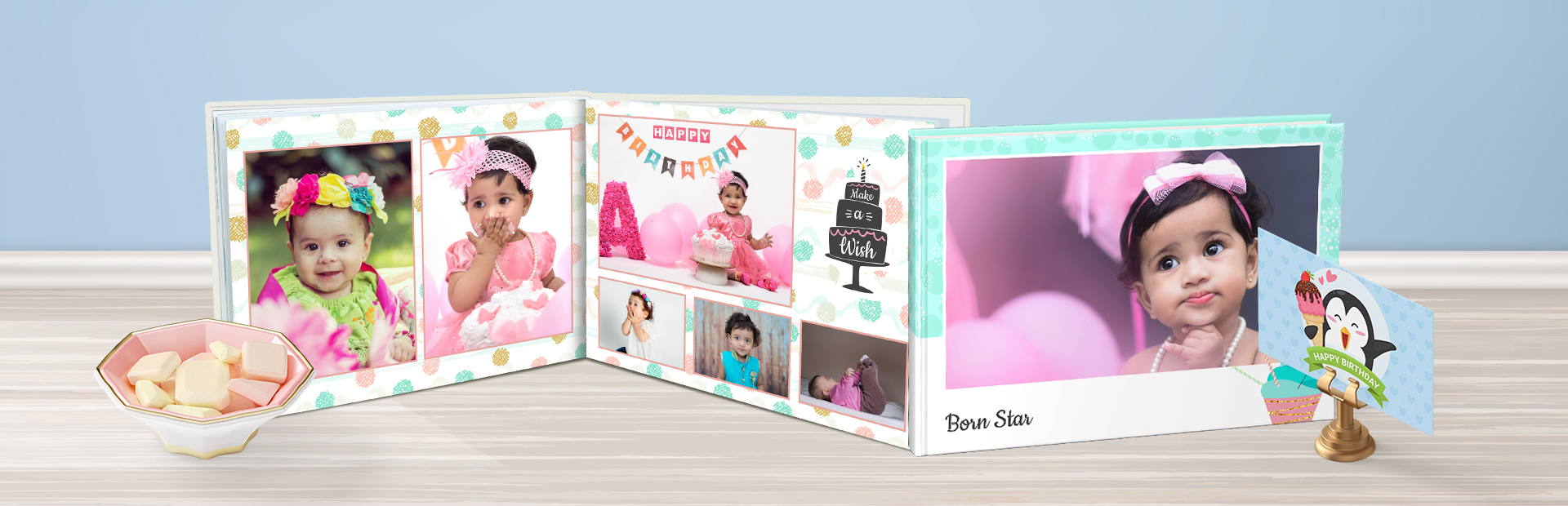 Birthday Twinkle Photo Books Online