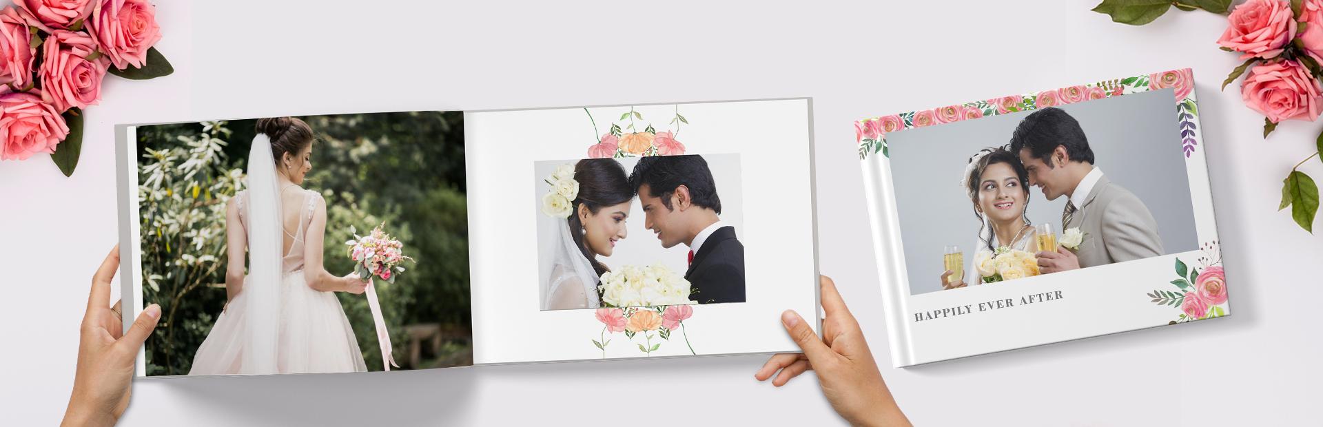 Classic Wedding Photo Books Online