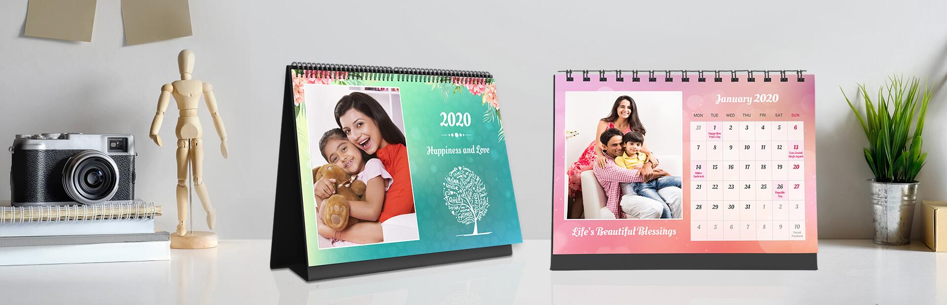 Fab Family Photo Calendars Online