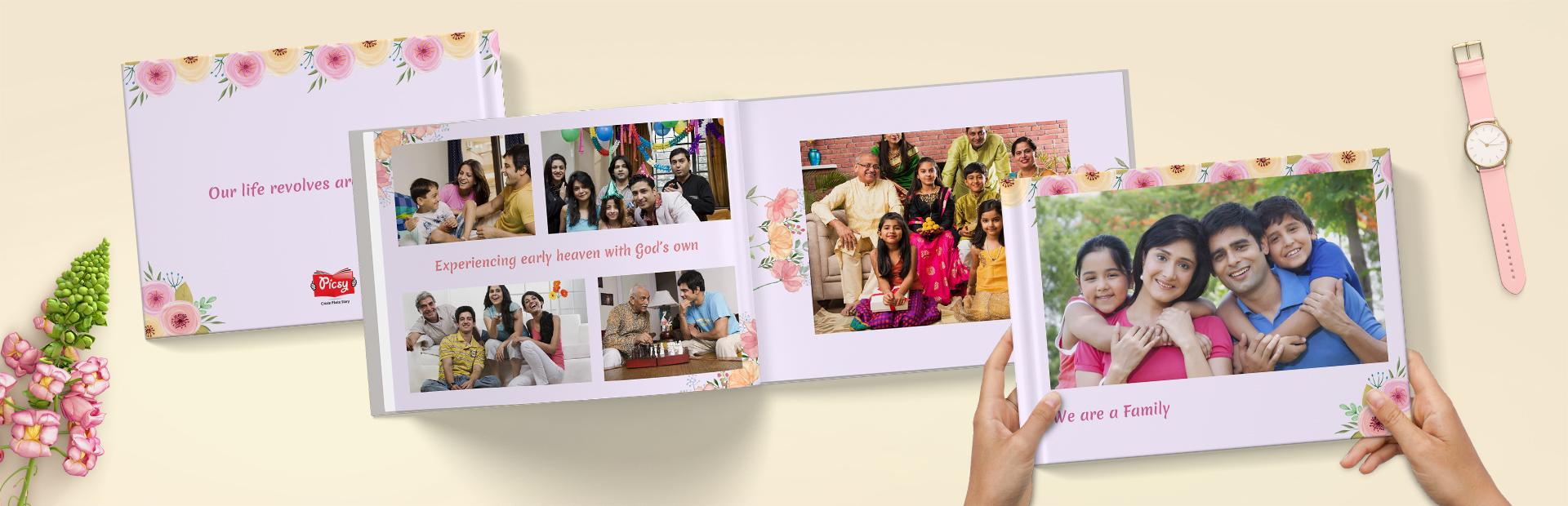 Family Fun Photo Book Printing