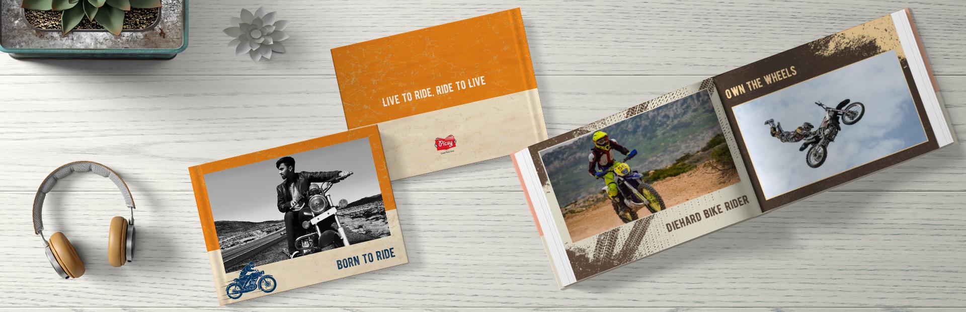 Forever Rider Photo Books Online