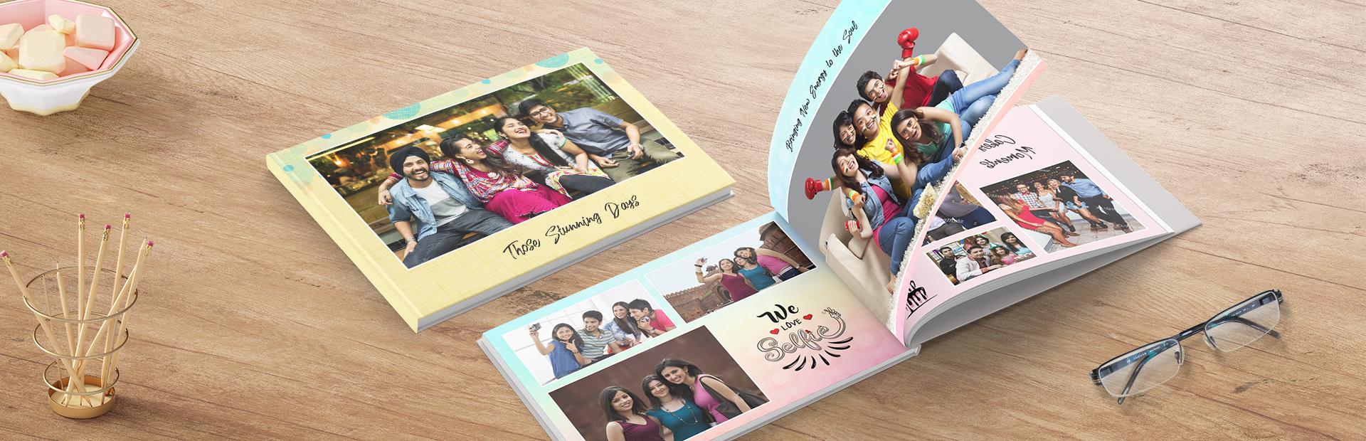 Friends Forever Custom Photo Books