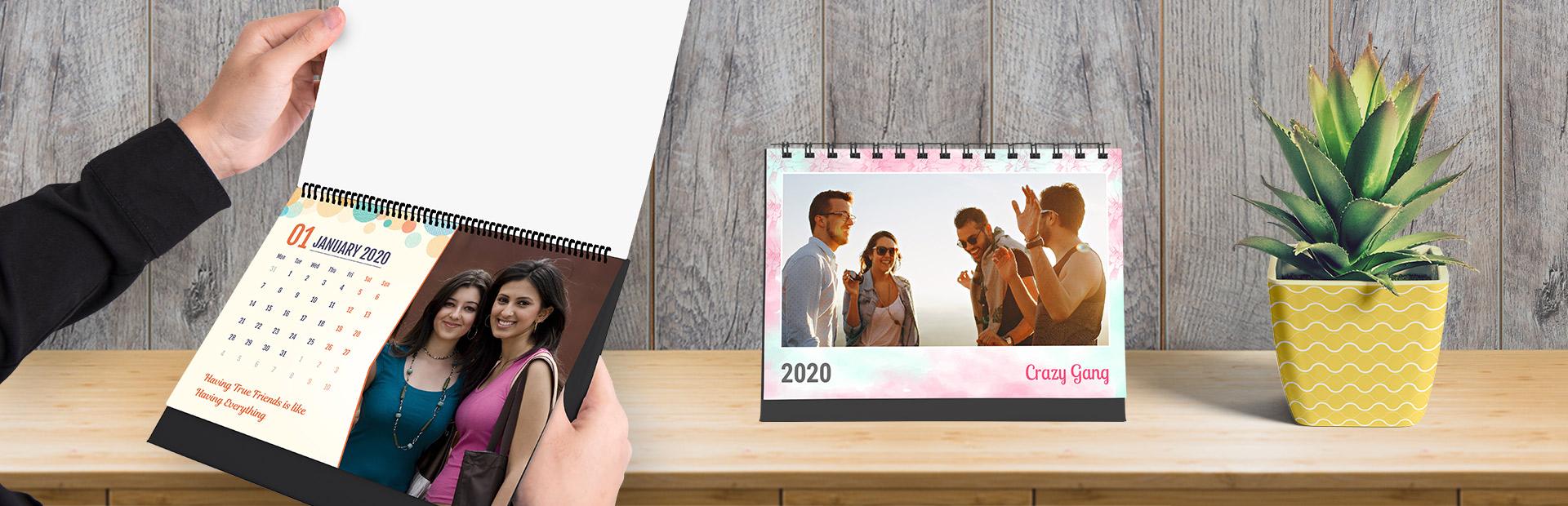 Friends Desk Calendars Online