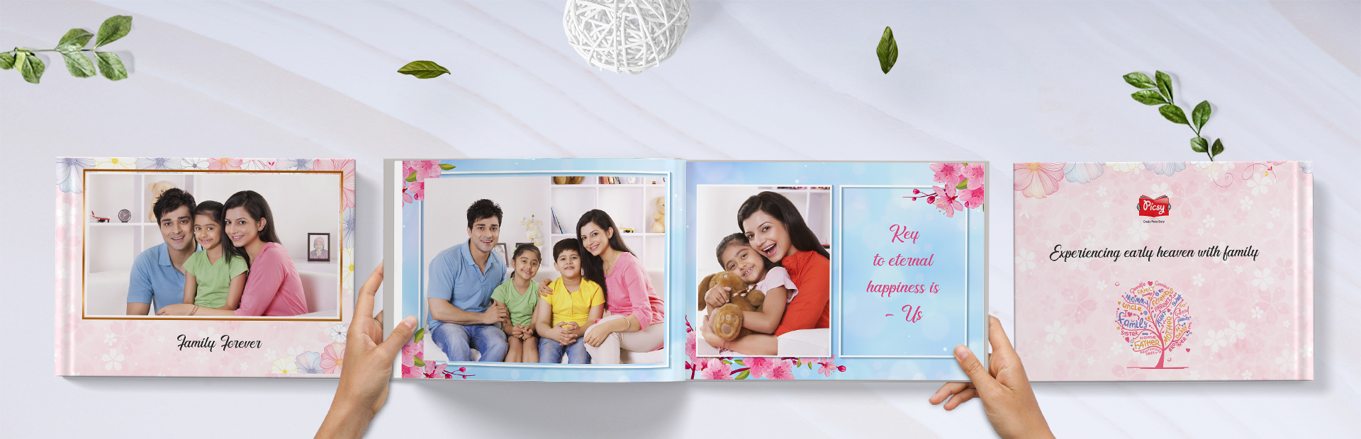 Funtastic Family Custom Photo Books