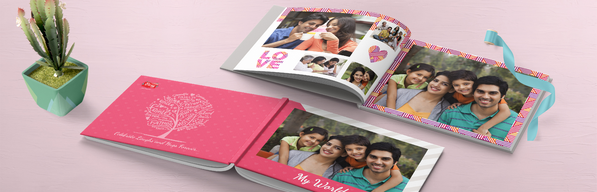Happy Family Photo Books Online