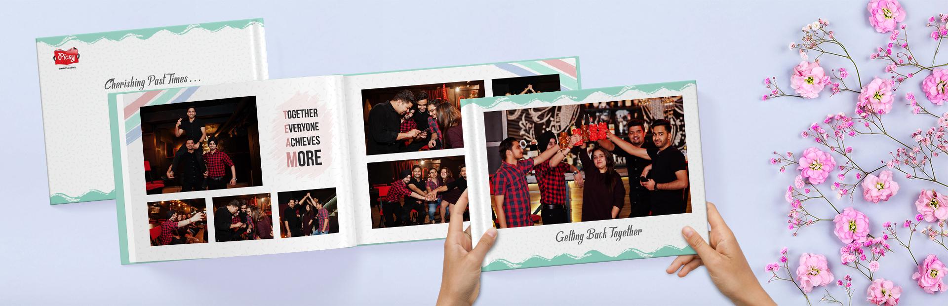 Family Photobook - Family Photo Album