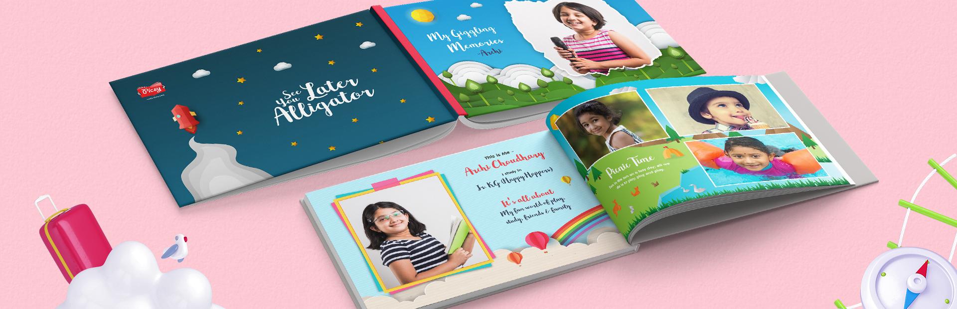 Kidstar Photo Books Online