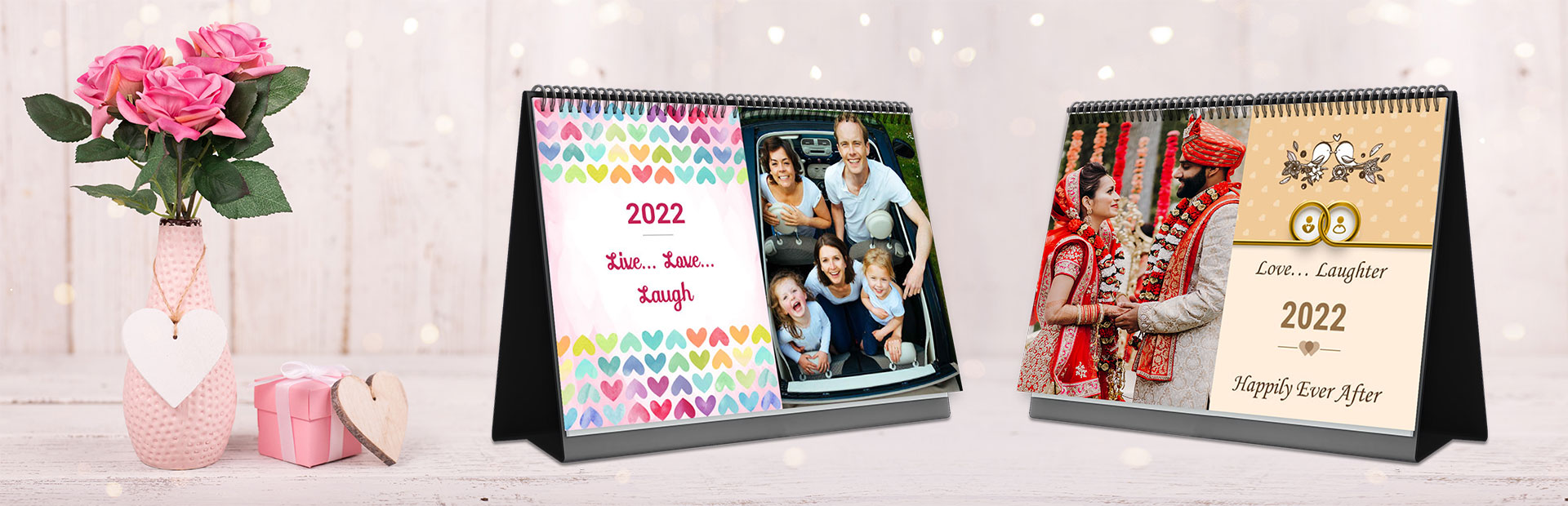 Love Desk Calendars Online