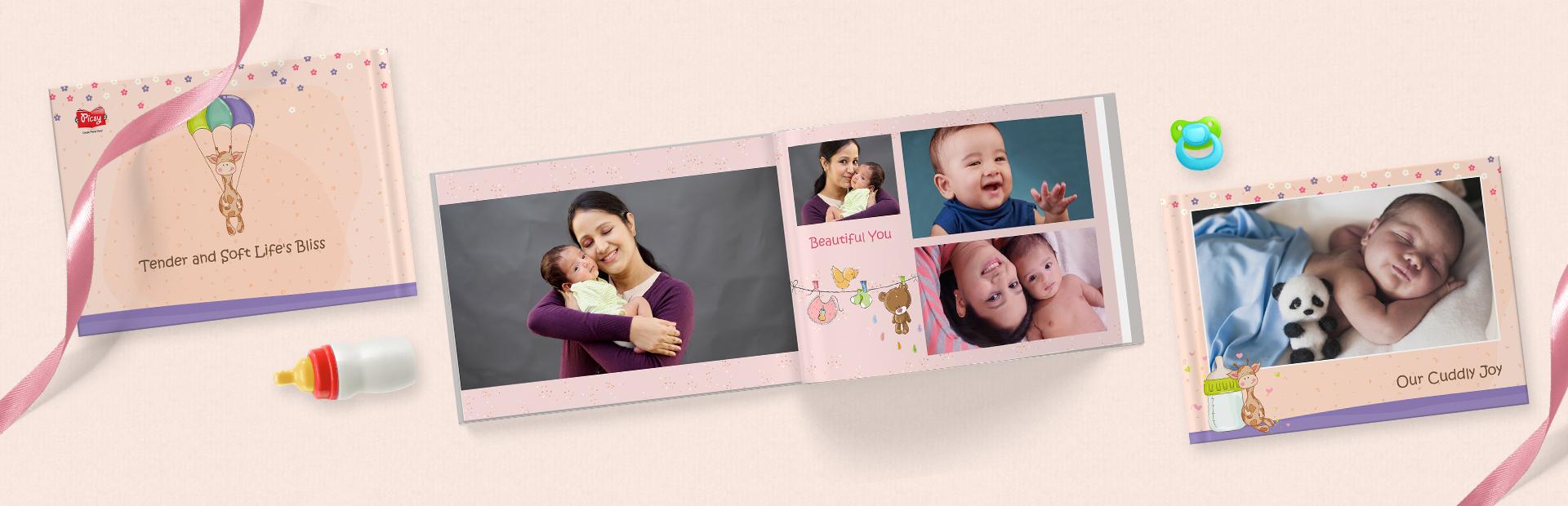 Sweet Cuddles Photo Books Online
