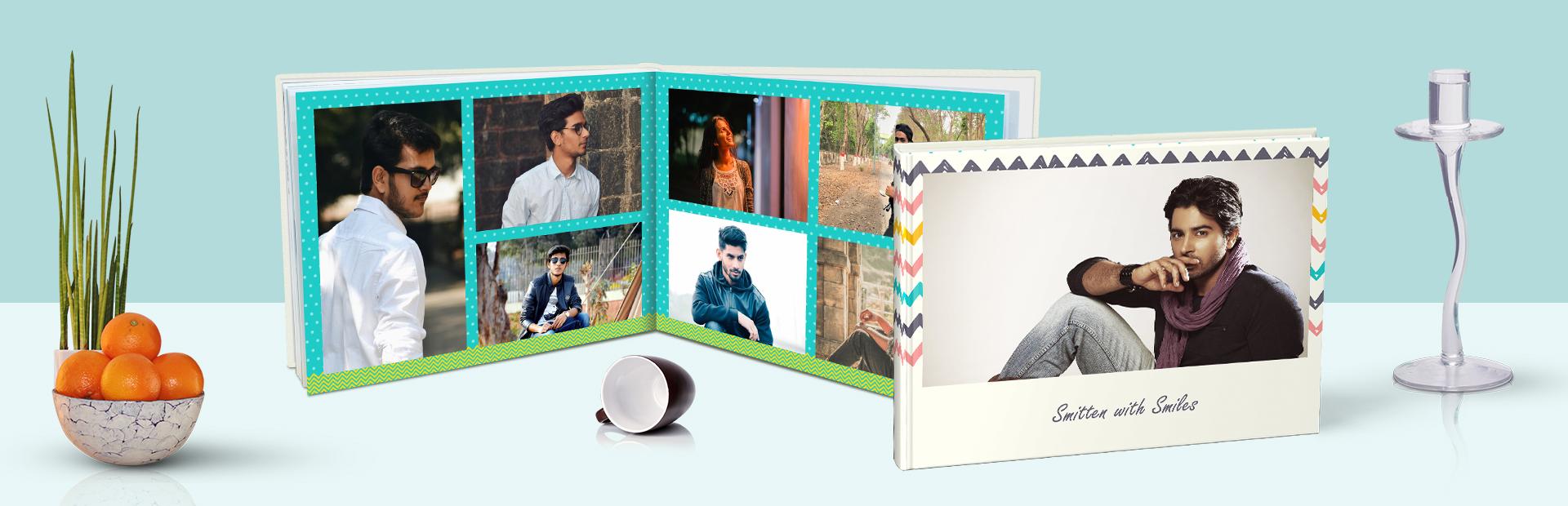 Trendy Fusion Photo Books Online