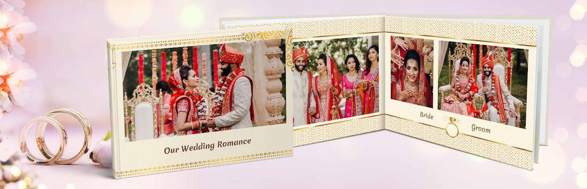 Wedding Bells Photo Books Online