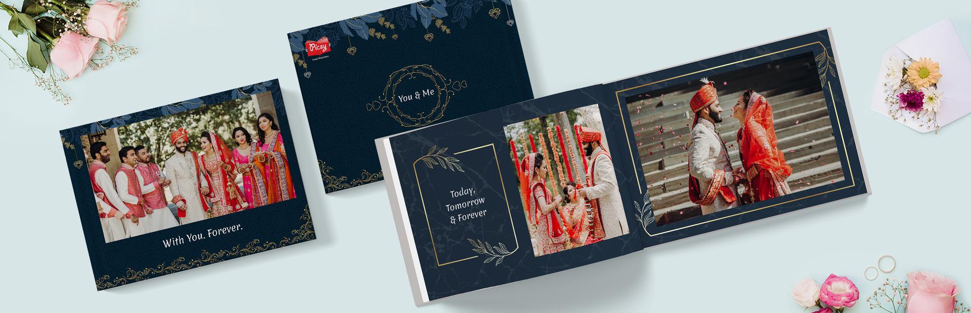 Wedding Moments Photo Books Online