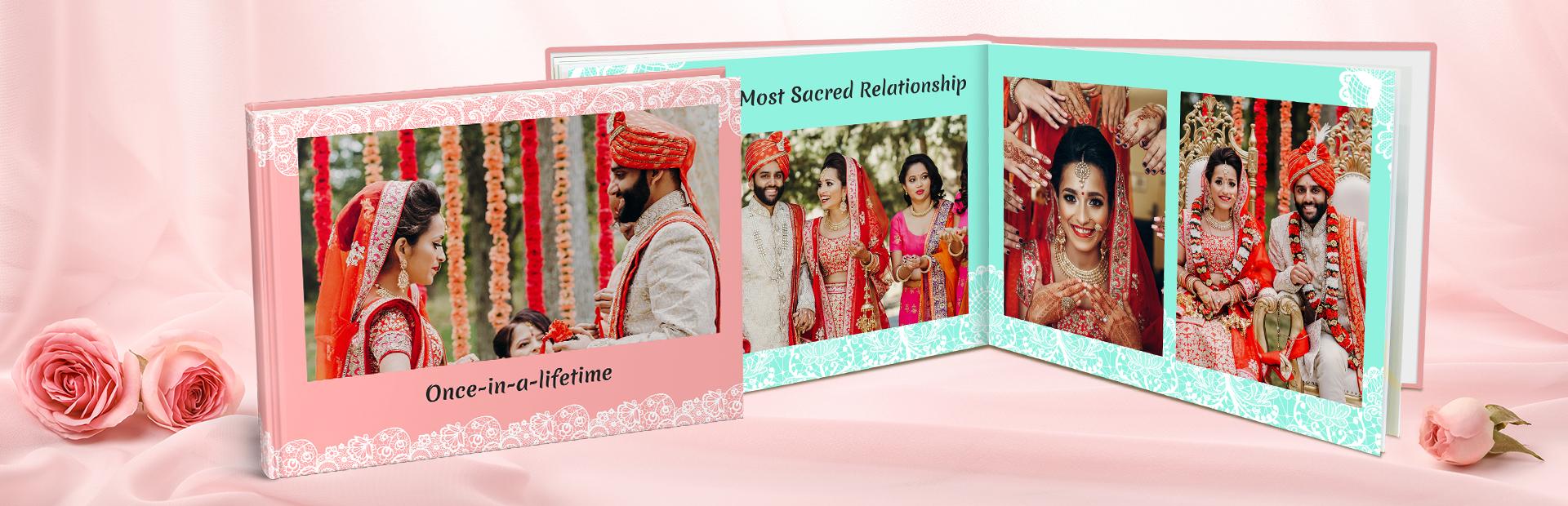Wedding Romance Photo Book Printing