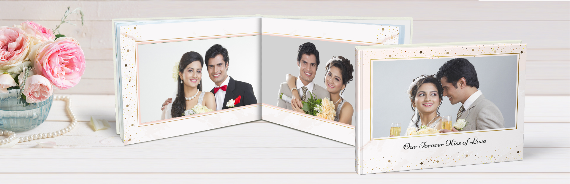 Wedding Vows Photo Books Online