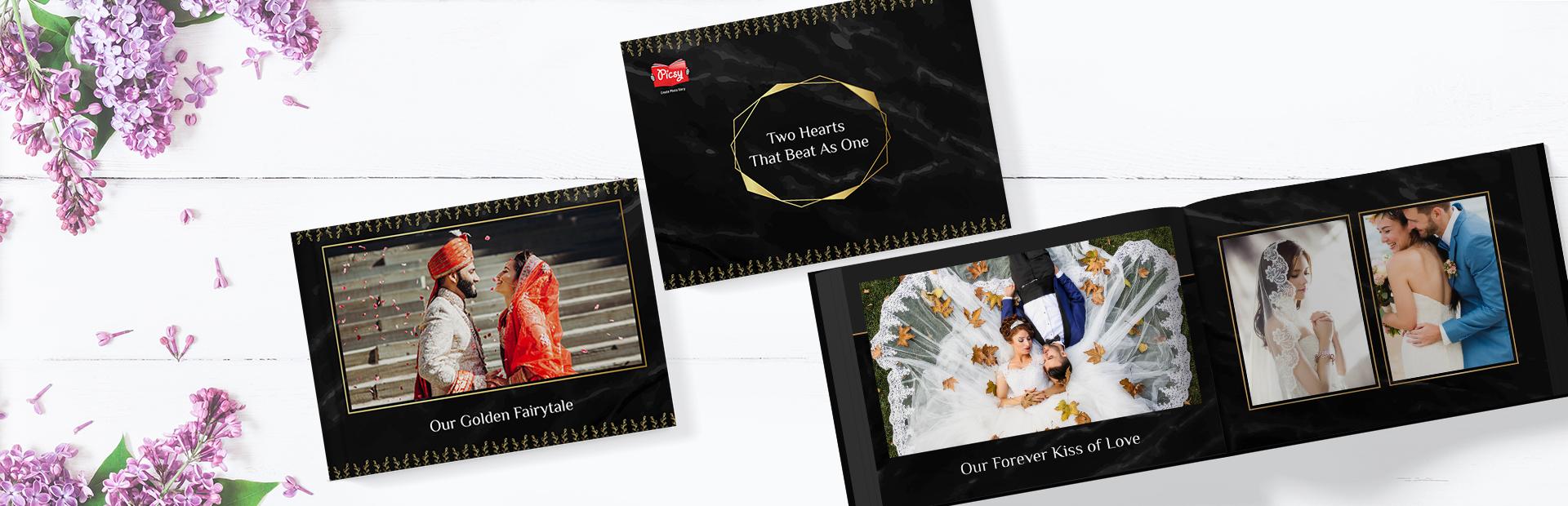 Wedding World Photo Book Printing