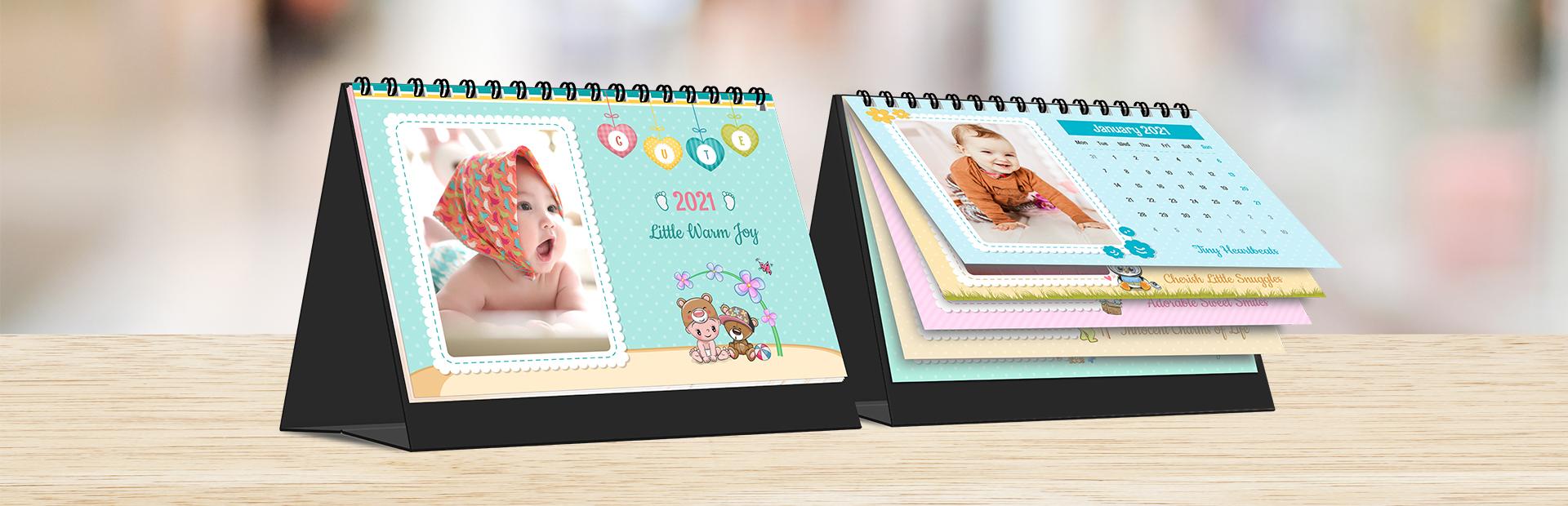 Baby Joy Photo Calendars Online
