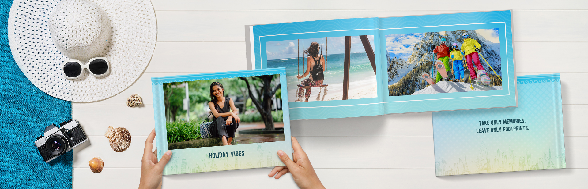 Holiday Hues Photo Book Printing