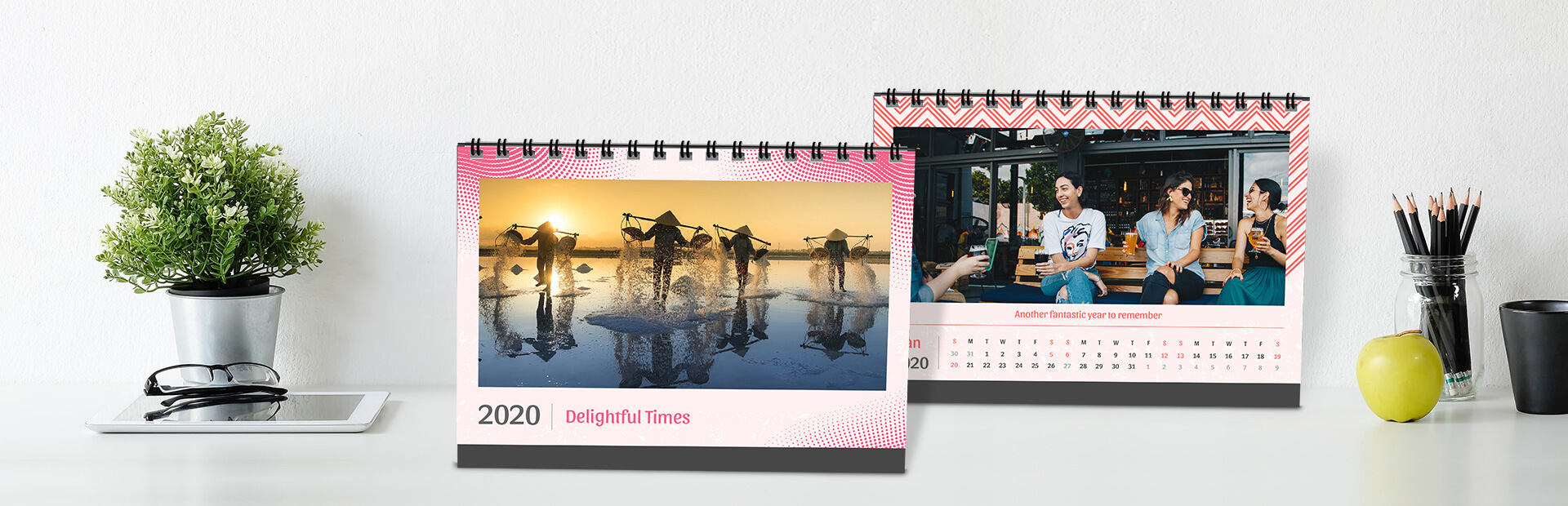 Ink It Classy Photo Calendars Online