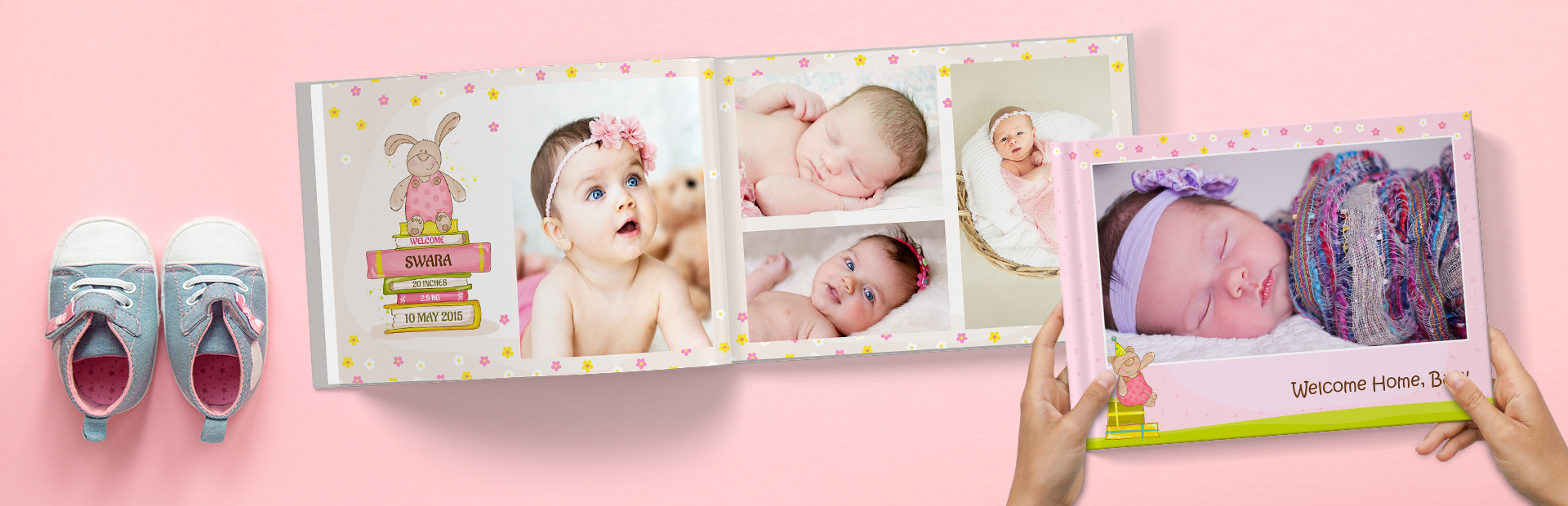 Its a Girl Photo Books Online