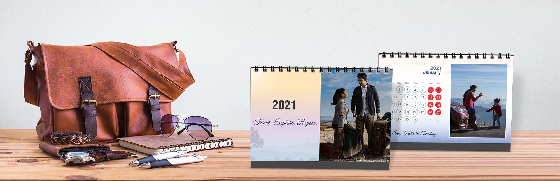 Travelogram Photo Calendars Online