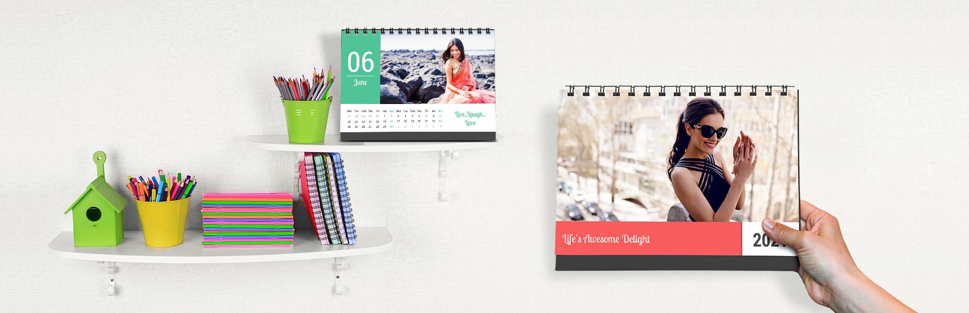 Trendy Joy Photo Calendars Online