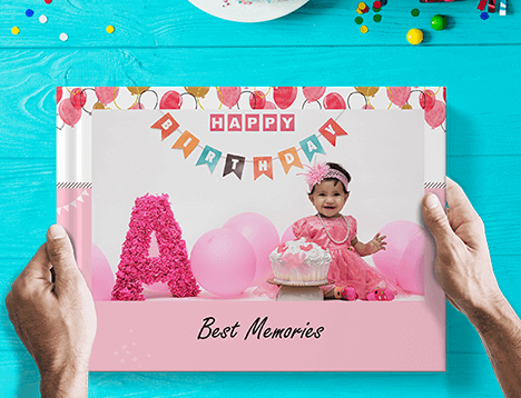 Birthday Photo Albums