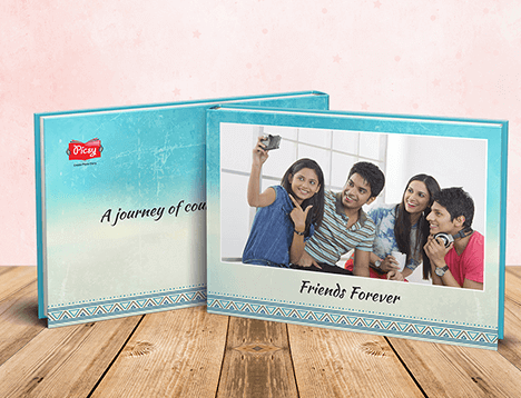 Friends Photo Book Printing - Picsy