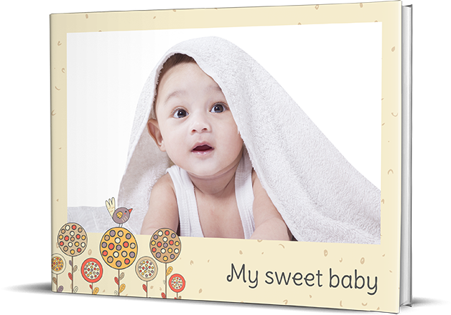 Baby Babble Photo Books Online