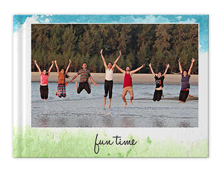 Reunion Fun - Photo Book Printing