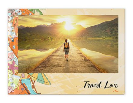 Travelonism Personalized Photo Books