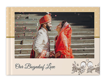 Eternally Engaged Personalized Photo Albums