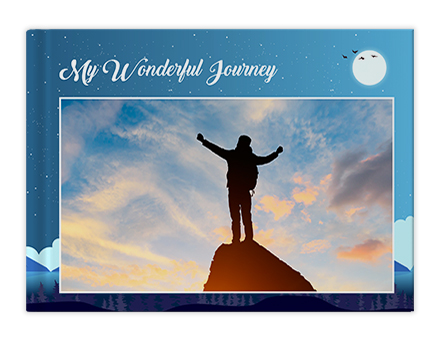 Solo Travel Personalized Photo Books