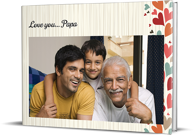 Dad Special Photo Albums Online