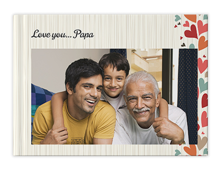 Dad Special Photo Albums Online